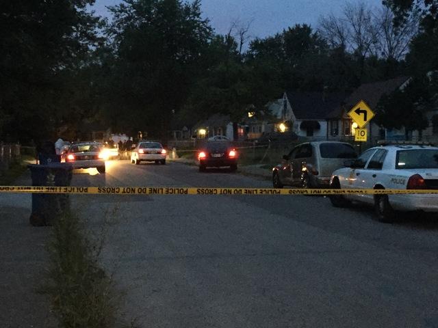 Man shot, killed on north side, 1 in custody