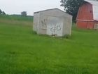 S. Ind. woman wakes up to derogatory vandalism