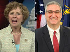 GOP race a toss-up between Brooks, Holcomb
