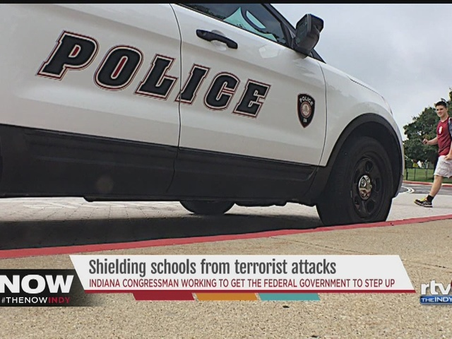 Congressman pushes legislation that would increase school security in…