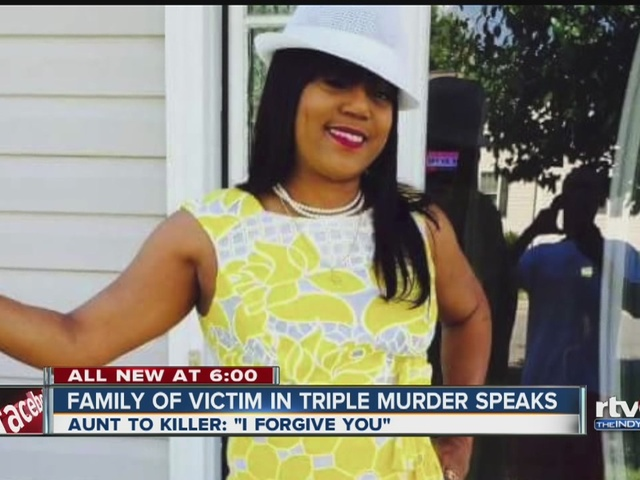 Family of victim in triple murder speaks