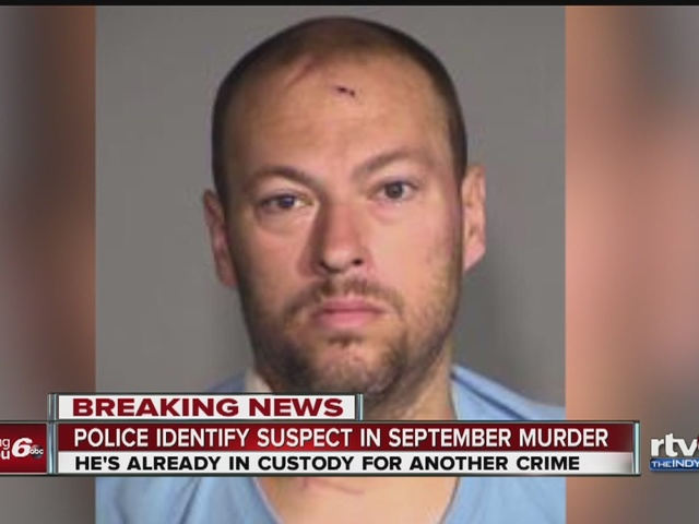Police identify suspect in September murder