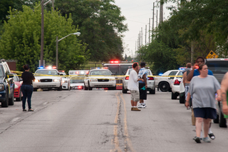 200 rounds fired in officer-involved shootout