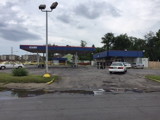 Two shot on Indy's northeast side