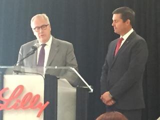 Eli Lilly CEO to retire, board elects successor