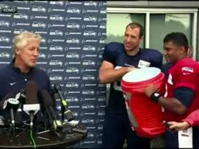Ice bucket challenge credited for finding ALS-related gene