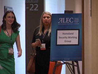 Lawmakers deny backroom deals at ALEC meeting