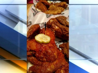 Hot chicken restaurant coming to Indianapolis