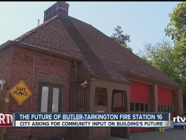 City asking for input on future of Butler-Tarkington fire station