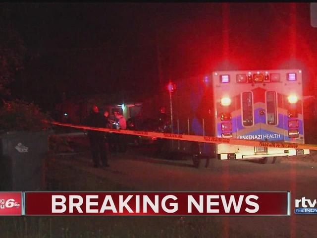 Man found shot to death in car on west side