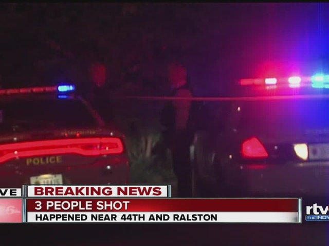 Three people shot on north side, one fatally