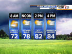 This Afternoon: Sct. T'Storms with heavy rain