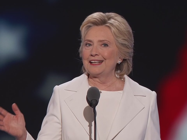 FULL VIDEO: Hillary Clinton's speech at the 2016 Democratic National Convention