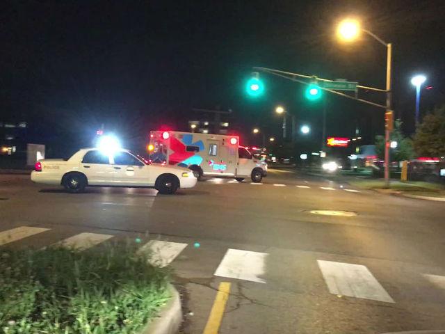 IMPD officer taken to Methodist Hospital with gunshot wound