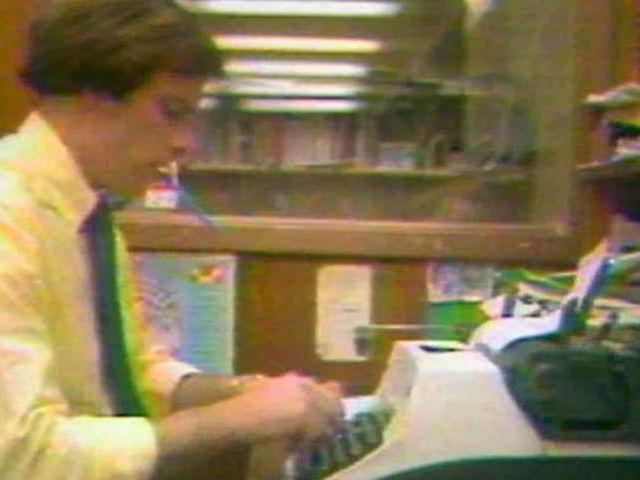 Inside the News - WRTV in 1979