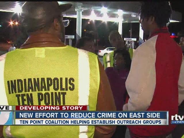 New effort to reduce crime on east side