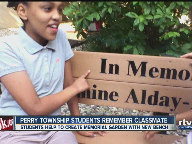 Perry Township students remember classmate