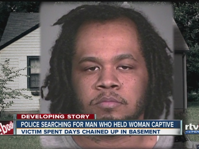 Police searching for man who held woman captive