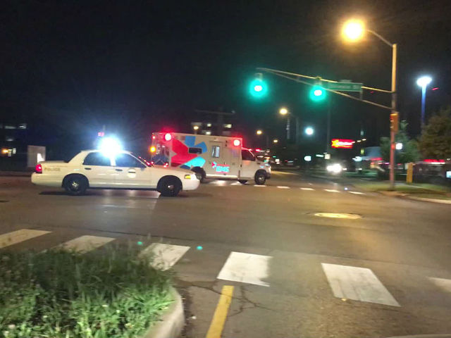 IMPD officer shot, SWAT called to south side