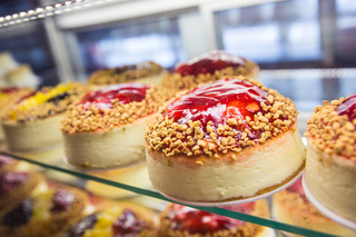Dig in! It's National Cheesecake Day
