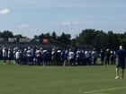 Sources: Colts training camp not returning to AU