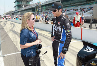 Racing community mourns loss of Clauson