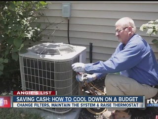 Angie's List: How to cool down on a budget