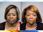 Ex-day care workers booked on felony charges