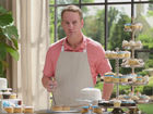 Peyton makes cupcakes in new TV ad