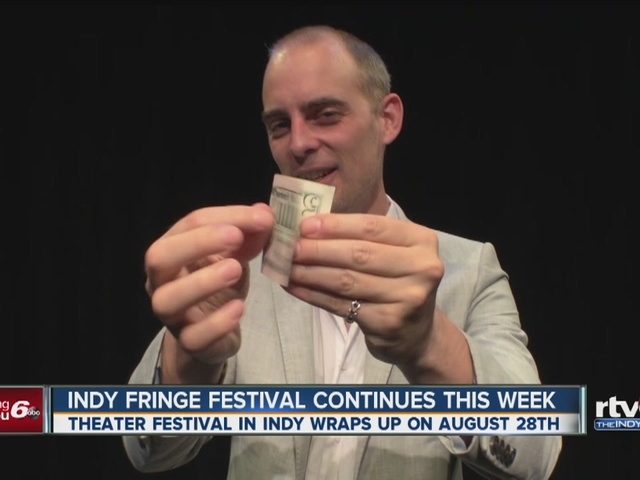 Indy Fringe Festival continues this week
