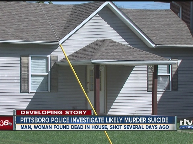 Pittsboro police investigate likely murder-suicide