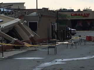 Kokomo Starbucks flattened by EF3 tornado