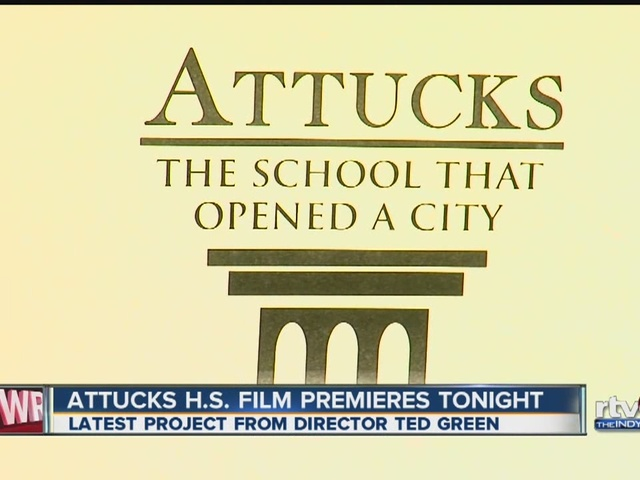 Premiere of Attucks: The School that Opened a City