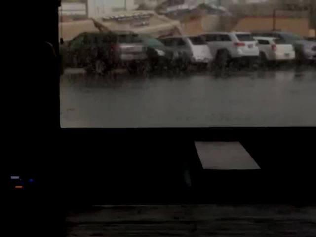 WATCH: The moment a Starbucks collapses as EF3 tornado blows through Kokomo