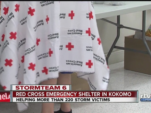 Gov. Mike Pence visits Kokomo