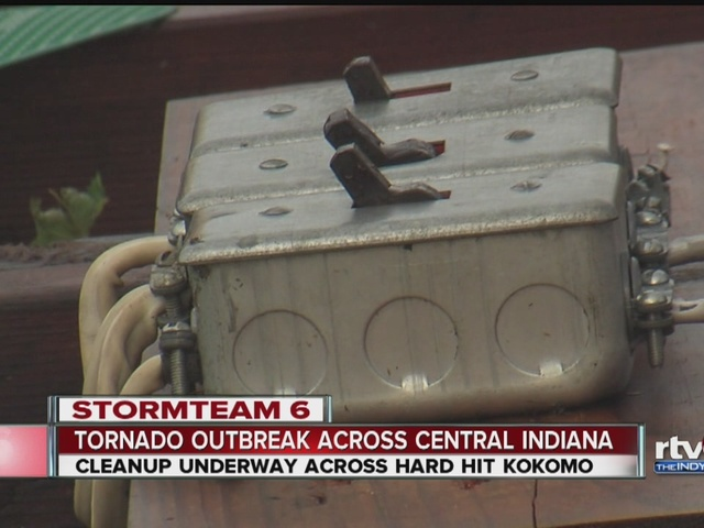 'Particularly dangerous situation' in Kokomo results in major, EF3…