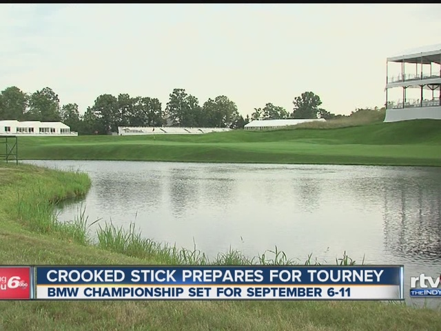 Crooked Stick in Carmel prepares for PGA Tour