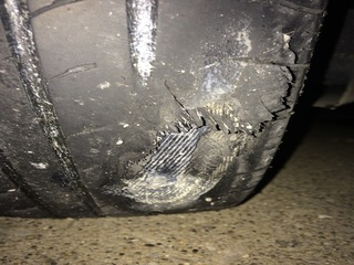 INDOT receives tire complaints about road work