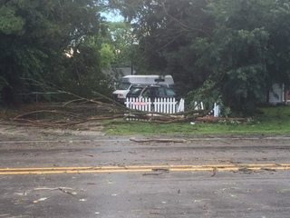 12,000 without power after storms roll through