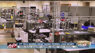 Federal ruling could cause ITT Tech to collapse