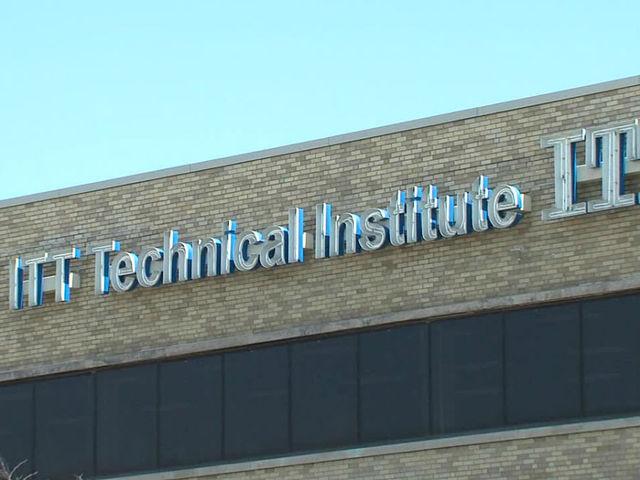 ITT Tech closes more than 100 of its schools
