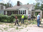 Churches helping tornado victims in Kokomo