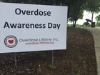 Group fights overdoses with vigil, awareness
