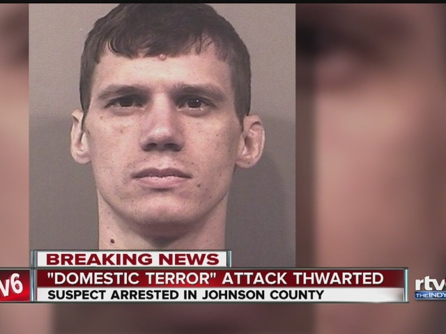 Possible 'domestic terror' plot thwarted in Greenwood