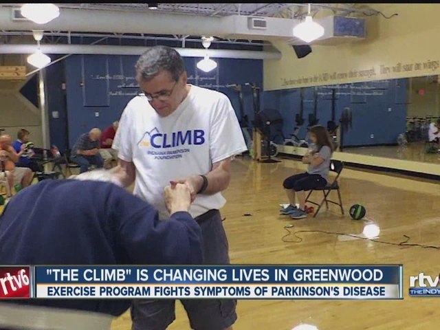 'The Climb' is changing lives in Greenwood