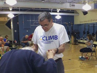 Parkinson's patients choose to move in Greenwood