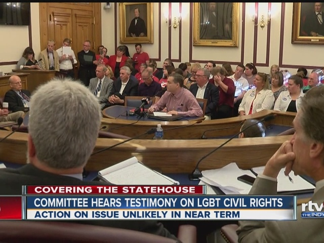 Committee hears testimony on LGBT civil rights