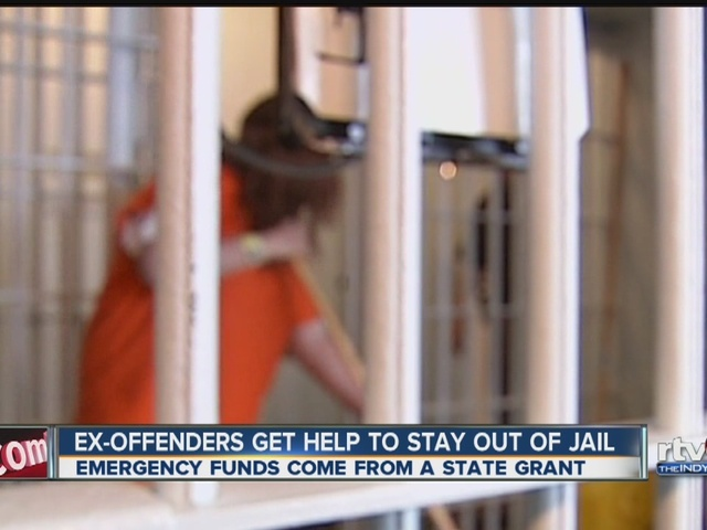 Ex-offenders get help to stay out of jail
