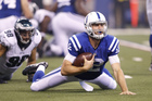 Injuries create sticky situation for Colts