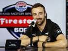 IndyCar's Hinchcliffe named to DWTS